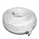 AW-AVC-150W-HD, Heavy Duty Quality, High Definition HD TVI, CVI, AHD, and SDI Pre-Made 150ft. Siamese Cable for Security Cameras
