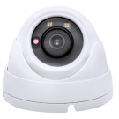 5MP, HD CCTV IR Vandal Resistant IP Dome Camera for Security and Surveillance Systems, IP66 Rated Outdoor Weatherproof, PoE