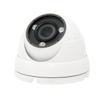 1080P Resolution, 4-in-1 Motorized Zoom Vandal Dome Camera  With DWDR (Available in white or grey)