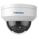 UVS-ADR1300 1.3MP HLow Lux WDR Mini Fixed Rugged IP Dome
