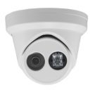 4MP, HD CCTV 2 Super IR Vandal Resistant IP Dome Camera for Security and Surveillance Systems, IP66 Rated Outdoor Weatherproof, PoE