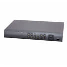 SX-1711-4. 4 Channel Network Video Recorder, Supports up to 6 Megapixel IP Cameras, 4 Channel PoE Built-In